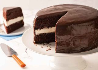 Low Carb Ding Dong Cake Is Delicious And Yummy