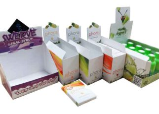 How to form custom display packaging Boxes for different products?