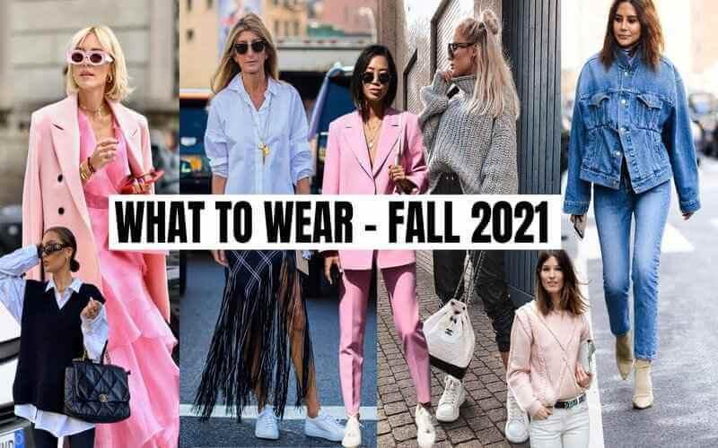 Hot Fashion Trends 2021   women fashion