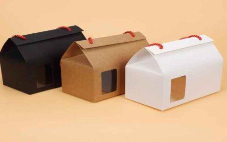 Kraft Paper Packaging Boxes