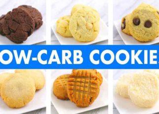 Top 5 Best Keto & Low-carb Cookies