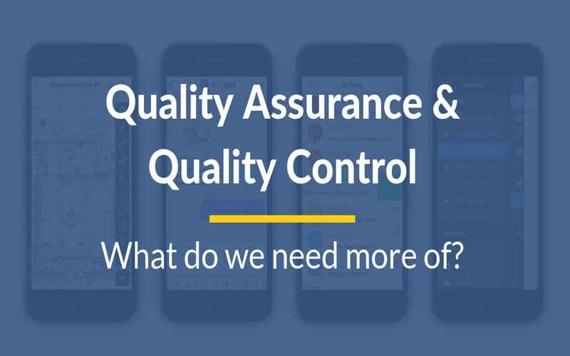 How To Check Quality Control On Your Construction Project avantech
