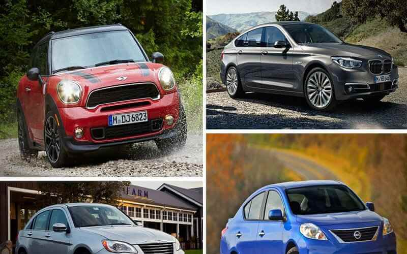 The Best Affordable & Cheapest Cars